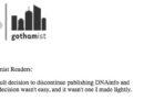 Il network di news Gothamist è stato chiuso dal suo proprietario