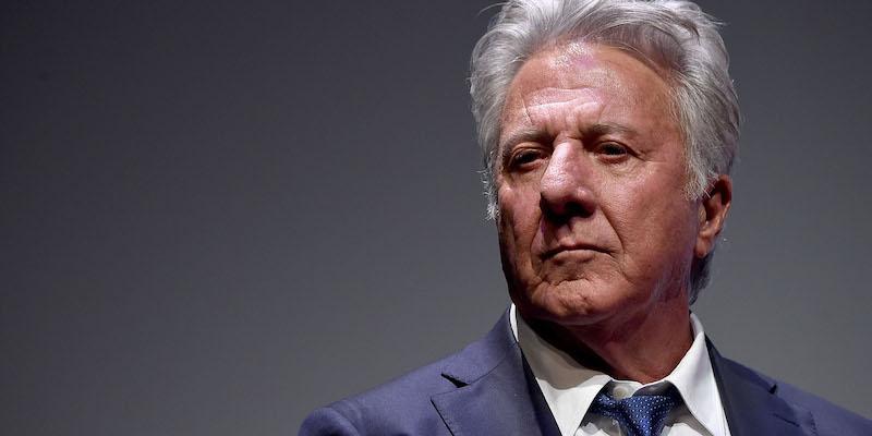 L'attore statunitense Dustin Hoffman è stato accusato di ...