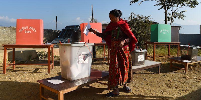 Oggi si votato in nepal per la prima volta dalla fine for Membri camera dei deputati