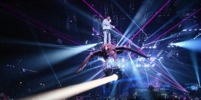 Le foto degli MTV Europe Music Awards