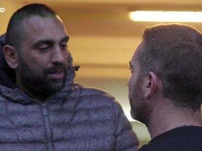 Roberto Spada, l'uomo che ha aggredito un giornalista a Ostia, è stato arrestato