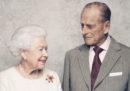 La regina Elisabetta e il principe Filippo ritratti per i loro 70 anni di matrimonio
