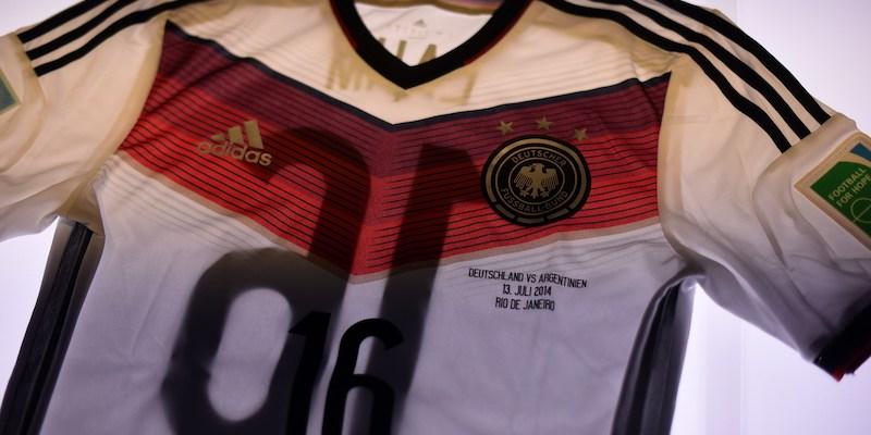 maglia Germania nazionali