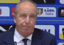 Il video di Giampiero Ventura in conferenza stampa dopo Italia-Svezia