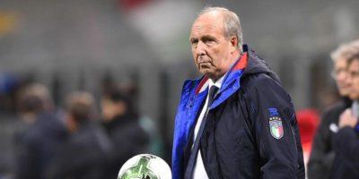 La FIGC ha esonerato Giampiero Ventura