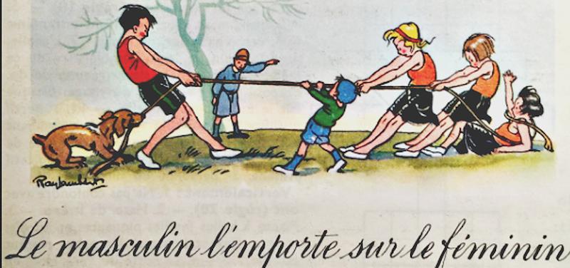 "In Francia si discute di grammatica e ""scrittura inclusiva"" – Il Post"