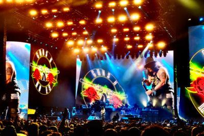 I Guns N' Roses faranno un concerto a Firenze nel 2018