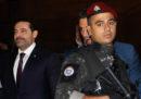 Saad Hariri è tornato in Libano