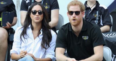 Il principe Harry sposa l'attrice Meghan Markle