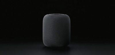 Apple ha rinviato la messa in vendita del suo assistente per la casa, HomePod