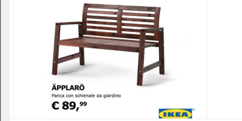 Panchine Da Esterno Ikea.Panche Pieghevoli Ikea Dw45 Regardsdefemmes