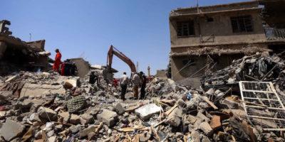 I civili uccisi in Iraq e mai contati dall'esercito americano