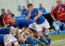 Un'altra prova per l'Italia del rugby
