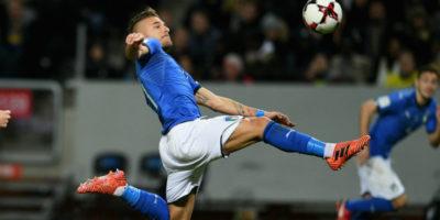 Italia-Svezia, spareggio per i Mondiali di Russia