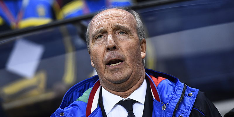 Italia-Svezia, le formazioni dello spareggio per i Mondiali di Russia