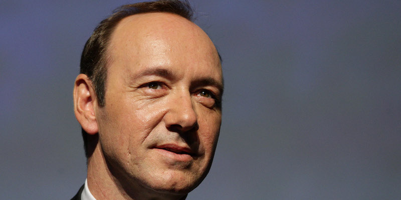 Harry Dreyfuss accusa Kevin Spacey: