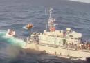 C'è stato un brutto incidente fra Guardia Costiera libica e una ong