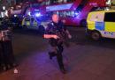 C'è stata un'operazione di polizia nel centro di Londra
