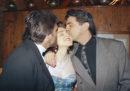 Ron Silver, Madonna e Joe Mantegna