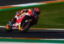 Marc Marquez partirà in pole position nel Gran Premio di MotoGP di Valencia