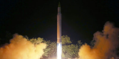 La Corea del Nord ha lanciato un altro missile, più in alto di sempre
