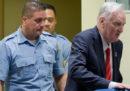 Ratko Mladic è stato condannato all'ergastolo per genocidio