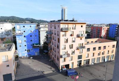 È iniziato lo sgombero dell'ex villaggio olimpico di Torino