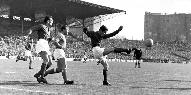Italia fuori dal Mondiale, l'unico precedente risale al 1958