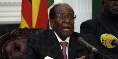 Robert Mugabe si è dimesso