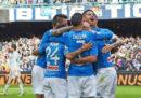 Come vedere Napoli-Manchester City in diretta tv e streaming
