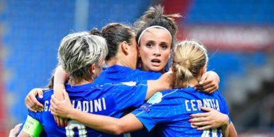 La Nazionale femminile ha vinto contro il Portogallo nelle qualificazioni ai Mondiali