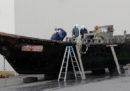 Una barca con a bordo alcuni corpi decomposti – e forse partita dalla Corea del Nord – è arrivata sulle coste del Giappone