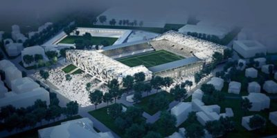 Ecco come sarà il nuovo stadio dell'Atalanta a Bergamo
