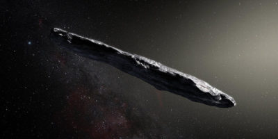 Ci è venuto a trovare un asteroide interstellare