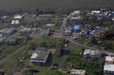 I morti per l'uragano Maria a Porto Rico sono stati 2.975