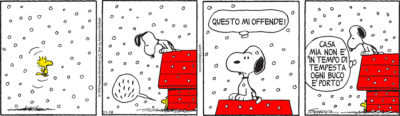 Peanuts 2017 novembre 18