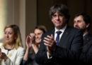 La decisione sull'estradizione di Carles Puigdemont non verrà presa prima del 4 dicembre