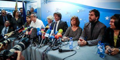 Carles Puigdemont si è consegnato alla polizia belga