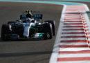 Valtteri Bottas partirà in pole position nel Gran Premio di Abu Dhabi di Formula 1