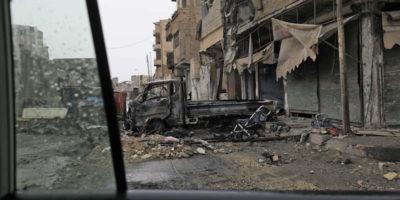 L'accordo segreto con l'ISIS a Raqqa