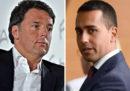 """Il confronto televisivo tra Matteo Renzi e Luigi Di Maio sarà su La7, durante la puntata di """"DiMartedì"""" del 7 novembre"""