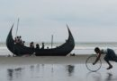 Le foto della fuga dei rohingya