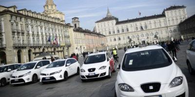 Lo sciopero dei taxi di domani, martedì 21 novembre