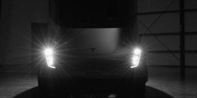 Questo è Semi, il primo camion elettrico di Tesla