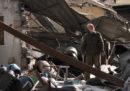 Almeno 53 civili sono stati uccisi ieri in un attacco aereo russo nella Siria orientale