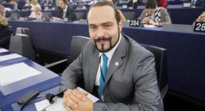 Fabio Massimo Castaldo, europarlamentare del M5S molto filo-russo, è stato eletto vicepresidente del Parlamento Europeo