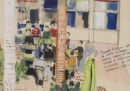I disegni di Ettore Sottsass in mostra a Parma