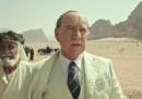 Kevin Spacey è stato cancellato dal nuovo film di Ridley Scott