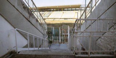 Le foto dello stadio Flaminio di Roma, in abbandono da sei anni