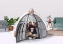 KFC ha fatto una tenda per isolarsi da Internet che costa solo 10mila dollari